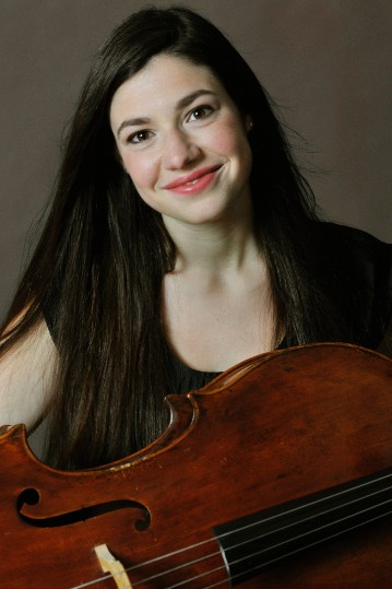 Rebecca Herman, cello