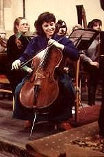 Ursula Smith, cello
